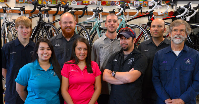 Bicycle Works Crew